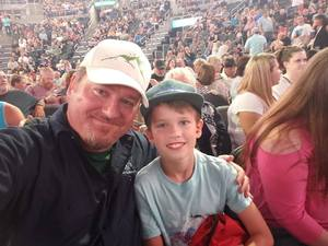 Ronald attended Journey and Def Leppard - Live in Concert on Jul 18th 2018 via VetTix