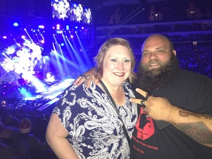 Dave attended Journey and Def Leppard - Live in Concert on Jul 18th 2018 via VetTix