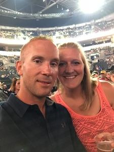Alan & Jess attended Journey and Def Leppard - Live in Concert on Jul 18th 2018 via VetTix