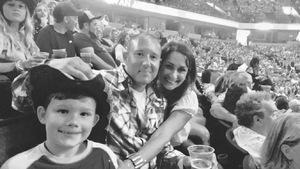 troy attended Shania Twain: Now on Jul 18th 2018 via VetTix