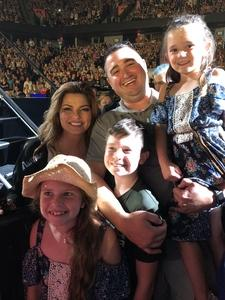 Adrian attended Shania Twain: Now on Jul 18th 2018 via VetTix