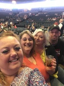 Raymond attended Shania Twain: Now on Jul 18th 2018 via VetTix