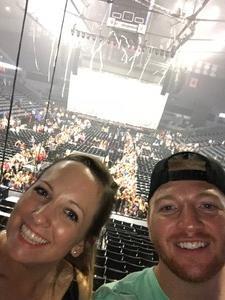 Sam attended Shania Twain: Now on Jul 18th 2018 via VetTix