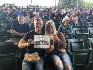 Christian attended Shania Twain: Now on Jul 18th 2018 via VetTix