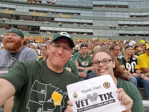 Click To Read More Feedback from Green Bay Packers vs. Pittsburgh Steelers - NFL Preseason
