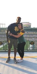 Joshua attended Green Bay Packers vs. Pittsburgh Steelers - NFL Preseason on Aug 16th 2018 via VetTix