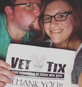 Thomas attended WWE Raw - Suite Seating on Jul 16th 2018 via VetTix