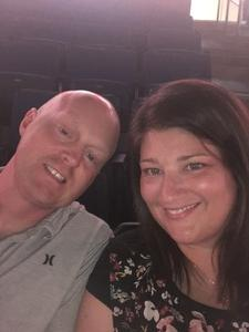 Brian attended Sugarland on Jul 19th 2018 via VetTix