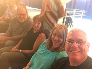 Michael attended Sugarland on Jul 19th 2018 via VetTix