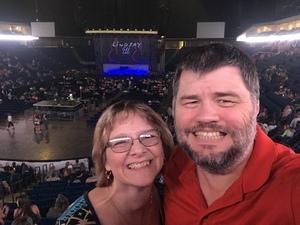 Richard attended Sugarland on Jul 19th 2018 via VetTix