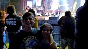 Neil attended Sugarland on Jul 19th 2018 via VetTix
