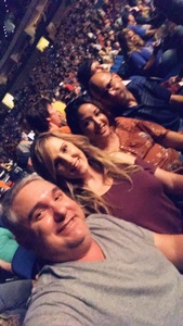 Amy attended Sugarland on Jul 19th 2018 via VetTix