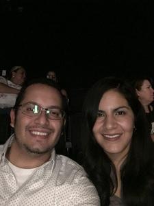 Jose attended Sugarland on Jul 20th 2018 via VetTix