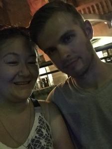 Dawn attended Sugarland on Jul 20th 2018 via VetTix