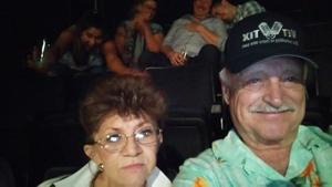 Bob attended Sugarland on Jul 20th 2018 via VetTix
