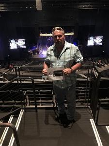 Allen attended Sugarland on Jul 20th 2018 via VetTix