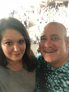 Tony attended Sugarland on Jul 20th 2018 via VetTix