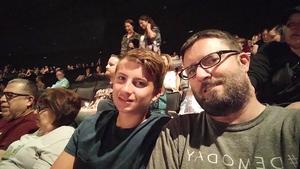 Robert attended Sugarland on Jul 20th 2018 via VetTix