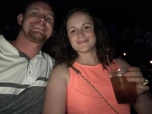 Shawn attended Sugarland on Jul 20th 2018 via VetTix