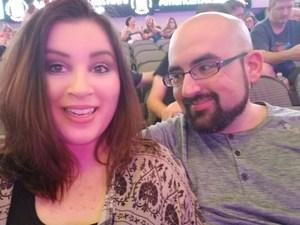 Patrick attended Sugarland on Jul 20th 2018 via VetTix