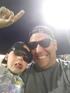 William attended Rochester Red Wings vs. Charlotte Knights - MiLB on Aug 10th 2018 via VetTix