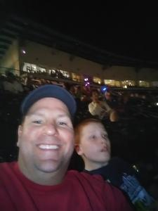 William attended Rochester Red Wings vs. Charlotte Knights - MiLB on Aug 11th 2018 via VetTix