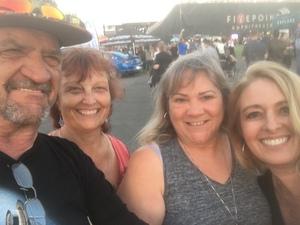 Jennifer attended Pentatonix on Jul 19th 2018 via VetTix