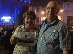 Jacob attended American Idol Live on Aug 14th 2018 via VetTix