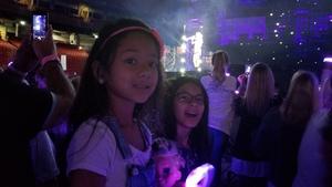 Nicholas Moore attended Taylor Swift Reputation Tour on Sep 8th 2018 via VetTix
