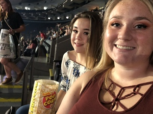 Rob attended Taylor Swift Reputation Tour on Sep 22nd 2018 via VetTix
