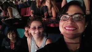 Gabriela attended Taylor Swift Reputation Tour on Sep 22nd 2018 via VetTix