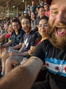 Luke attended Foo Fighters on Jul 30th 2018 via VetTix