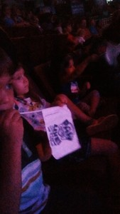 SSG Lonnie Lowe attended Paw Patrol Live! The Great Pirate Adventure - Presented by Vstar Entertainment on Aug 15th 2018 via VetTix