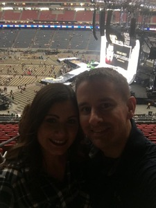 William D attended Taylor Swift Reputation Tour on Sep 29th 2018 via VetTix