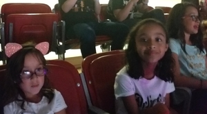 Ruiz Family attended Taylor Swift Reputation Tour on Sep 29th 2018 via VetTix