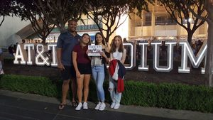 Anthony attended Taylor Swift Reputation Tour on Oct 5th 2018 via VetTix