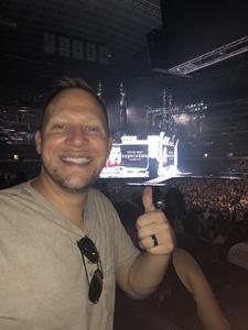 Evan attended Taylor Swift Reputation Tour on Oct 6th 2018 via VetTix