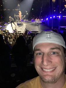 Mark attended Taylor Swift Reputation Tour on Oct 6th 2018 via VetTix