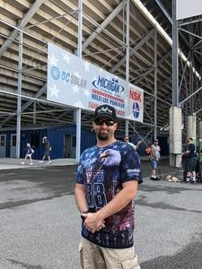 Gary attended Michigan International Speedway: Consumers Energy 400 on Aug 12th 2018 via VetTix