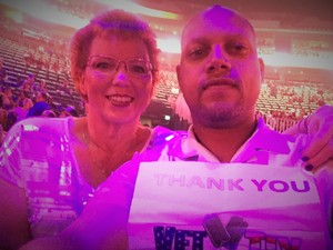 William attended Foreigner @ Pepsi Center on Jul 24th 2018 via VetTix
