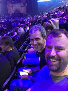 Michael attended Foreigner @ Pepsi Center on Jul 24th 2018 via VetTix