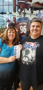 Steven attended Foreigner @ Pepsi Center on Jul 24th 2018 via VetTix