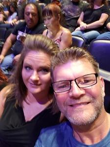 Jeff attended Foreigner @ Pepsi Center on Jul 24th 2018 via VetTix