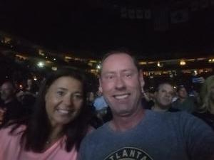 Robert attended Foreigner @ Pepsi Center on Jul 24th 2018 via VetTix