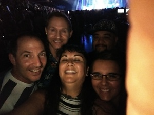 Vicki attended Foreigner @ Pepsi Center on Jul 24th 2018 via VetTix