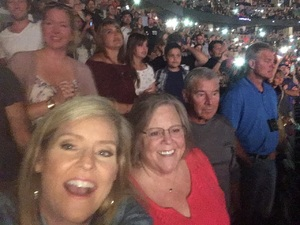 Jonathan attended Foreigner @ Pepsi Center on Jul 24th 2018 via VetTix