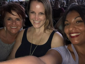 Rebecca attended Pentatonix With Special Guests Echosmith and Calum Scott on Jul 26th 2018 via VetTix