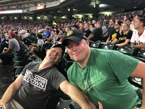 Shawn attended Minnesota Twins vs. Pittsburgh Pirates - MLB on Aug 14th 2018 via VetTix