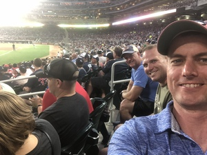 Dennis attended Minnesota Twins vs. Pittsburgh Pirates - MLB on Aug 14th 2018 via VetTix