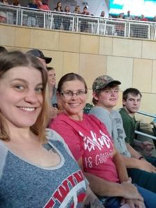 Teresa attended Minnesota Twins vs. Pittsburgh Pirates - MLB on Aug 14th 2018 via VetTix